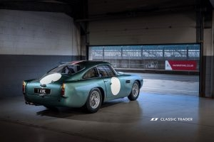 Aston Martin DB 4 GT Continuation 4