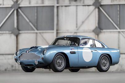 Aston Martin DB 4 GT Continuation Titel