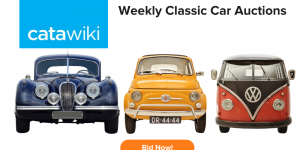 Commercial | Unique Classic Cars on Catawiki