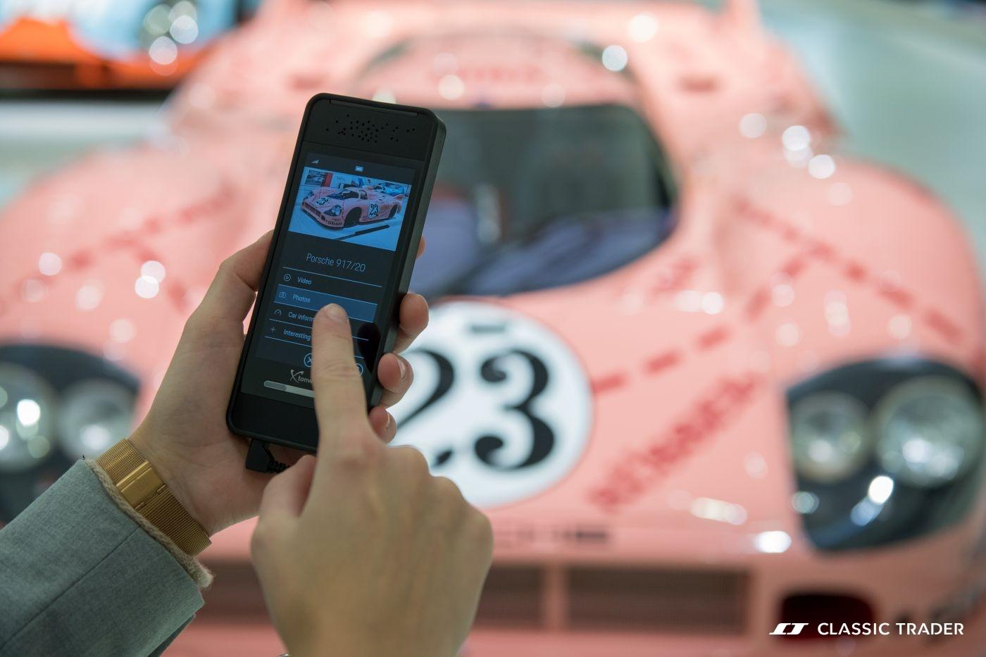 Porsche Museum Multimedia Guide (40)
