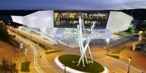 Porsche Museum feiert Vollgas-Geburtstag zum Zehnjährigen