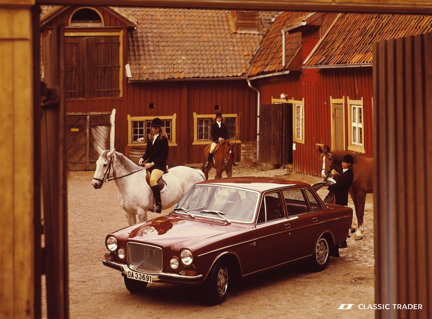 Volvo 164 9