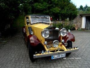 Rolls Royce 20/25 Jagdwagen 4