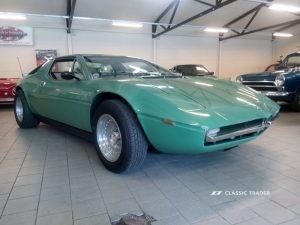 Maserati Merak Dodi al Fayed 1