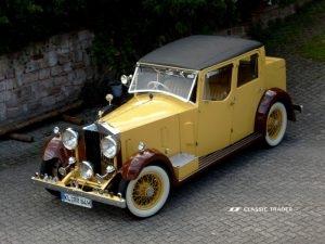 Rolls Royce 20/25 Jagdwagen 2