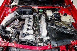 Audi Sport quattro engine