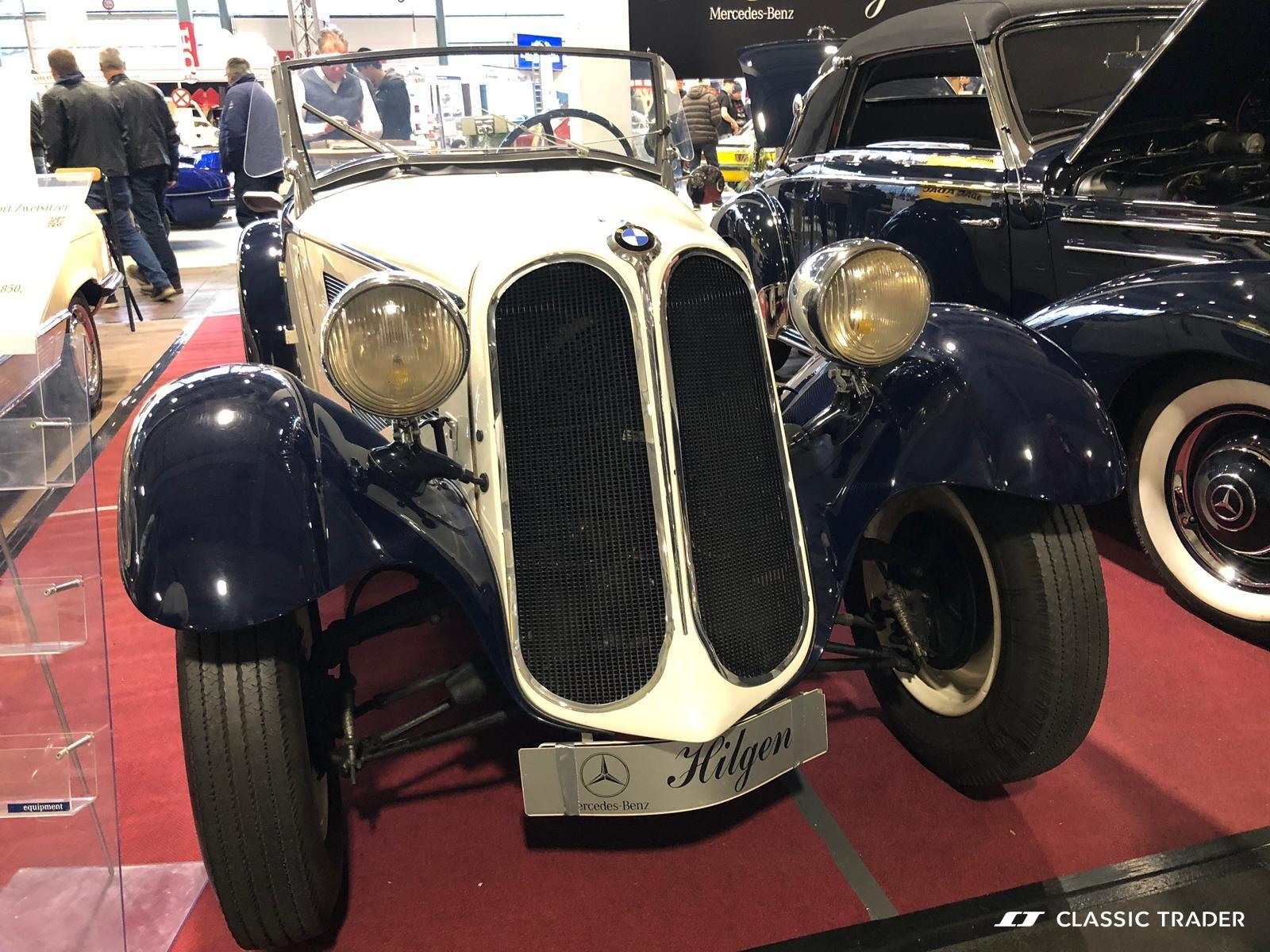 Bremen Classic Motorshow 2019 (7)