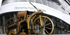 Daimler Reitwagen – Der Wegbereiter