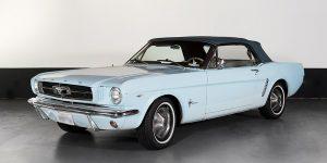 Ford Mustang – Der Urvater aller Pony-Cars