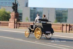 Thiesen Berlin Portrait Benz Victoria 1