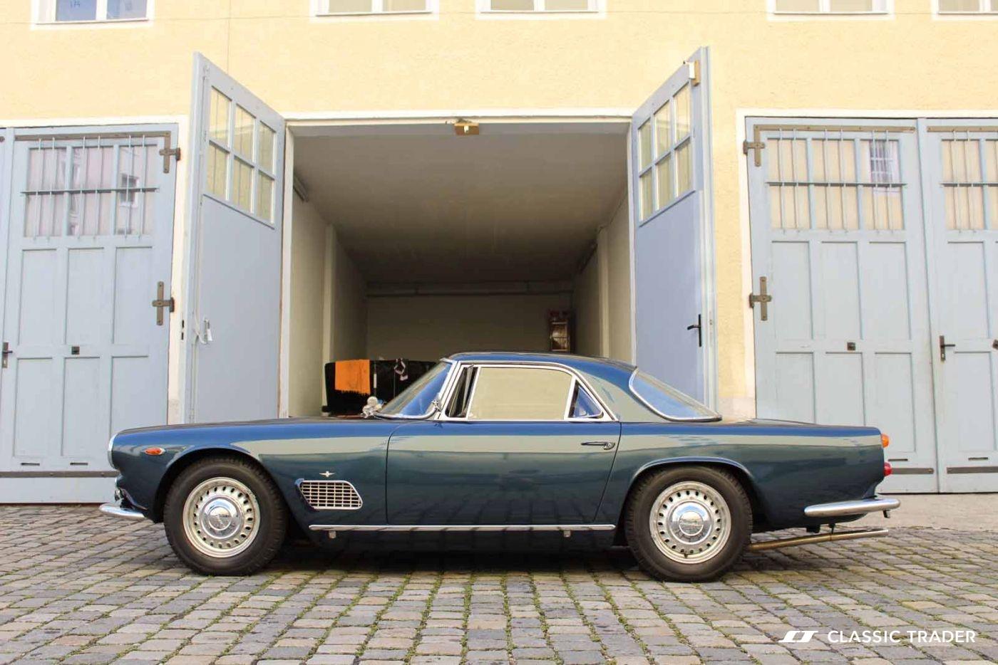 Maserati 3500 GT I 1963 (2)