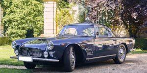 Maserati 3500 GT – Rennsportler in feiner Abendrobe