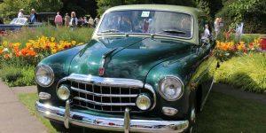 Im Classic Cars Pop-Up-Store: FIAT Gran Luce 1900 Coupé