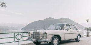 Projekt Retro Rallye – Die Verwandlung des Mercedes-Benz 280 S (W 108)