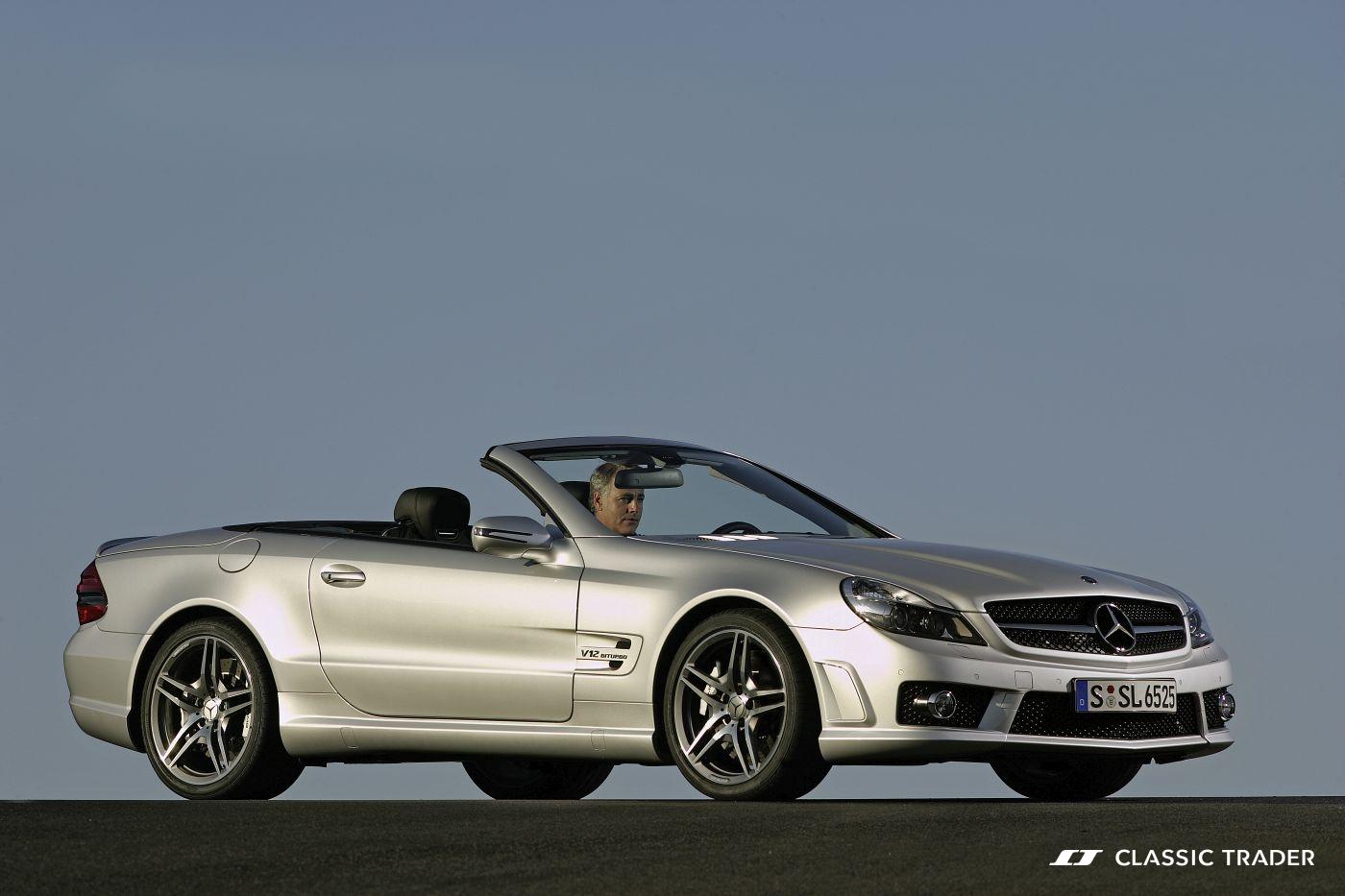Mercedes-Benz SL 65 AMG (R 230) (2)