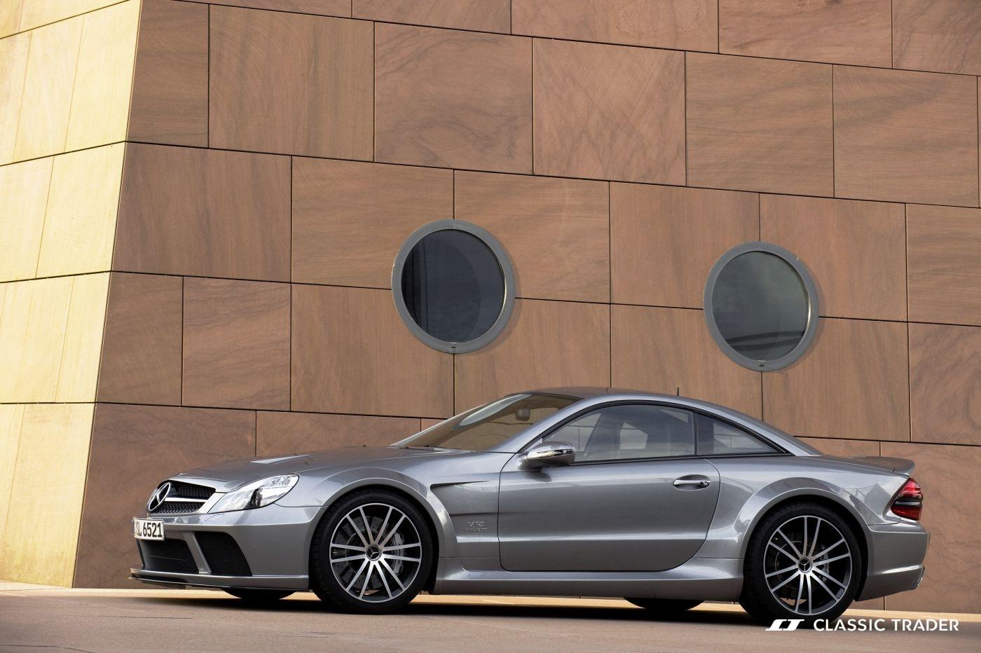 Mercedes-Benz SL 65 AMG (R 230) (3)