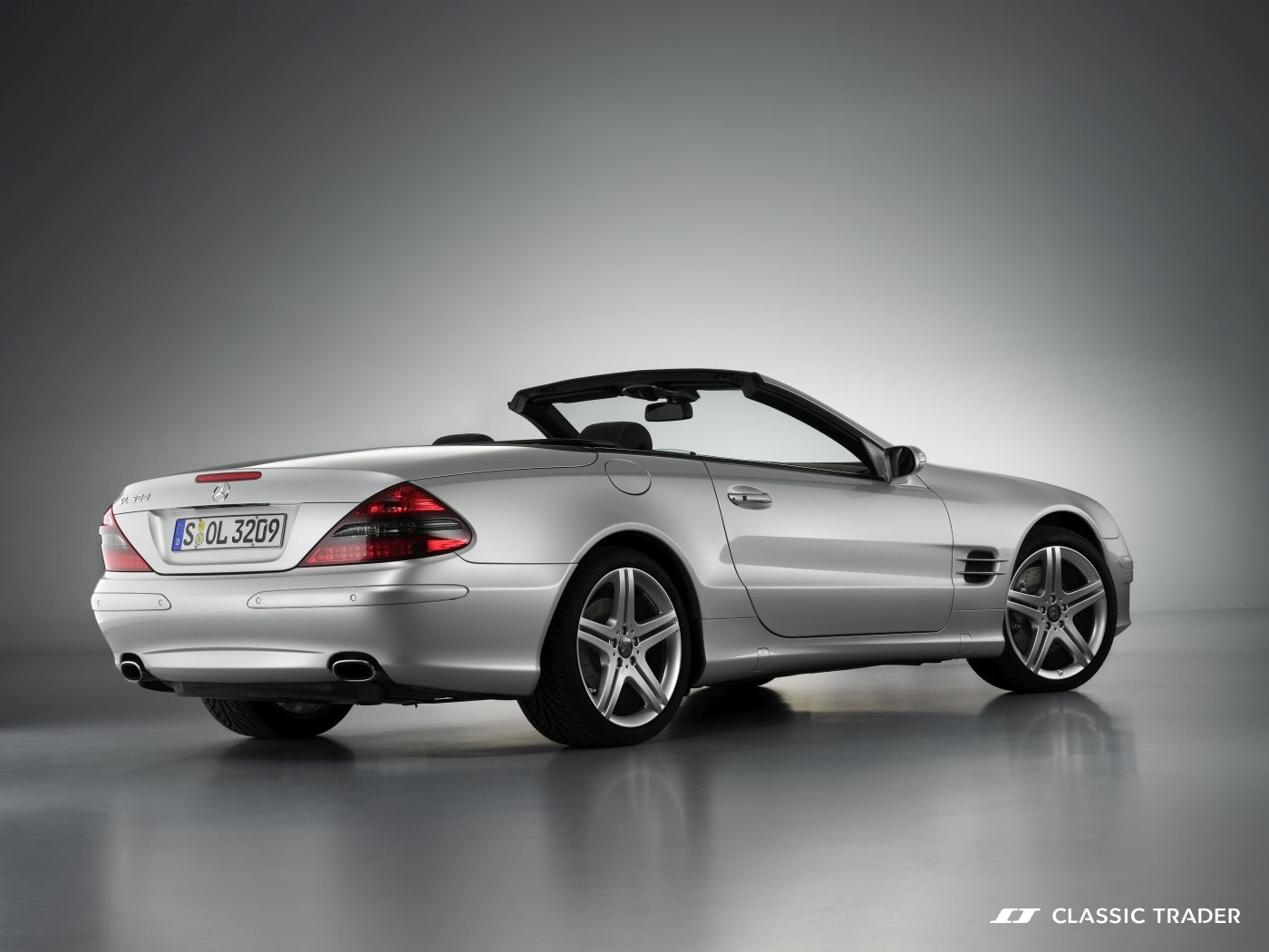 Mercedes-Benz SL (R 230) (1)