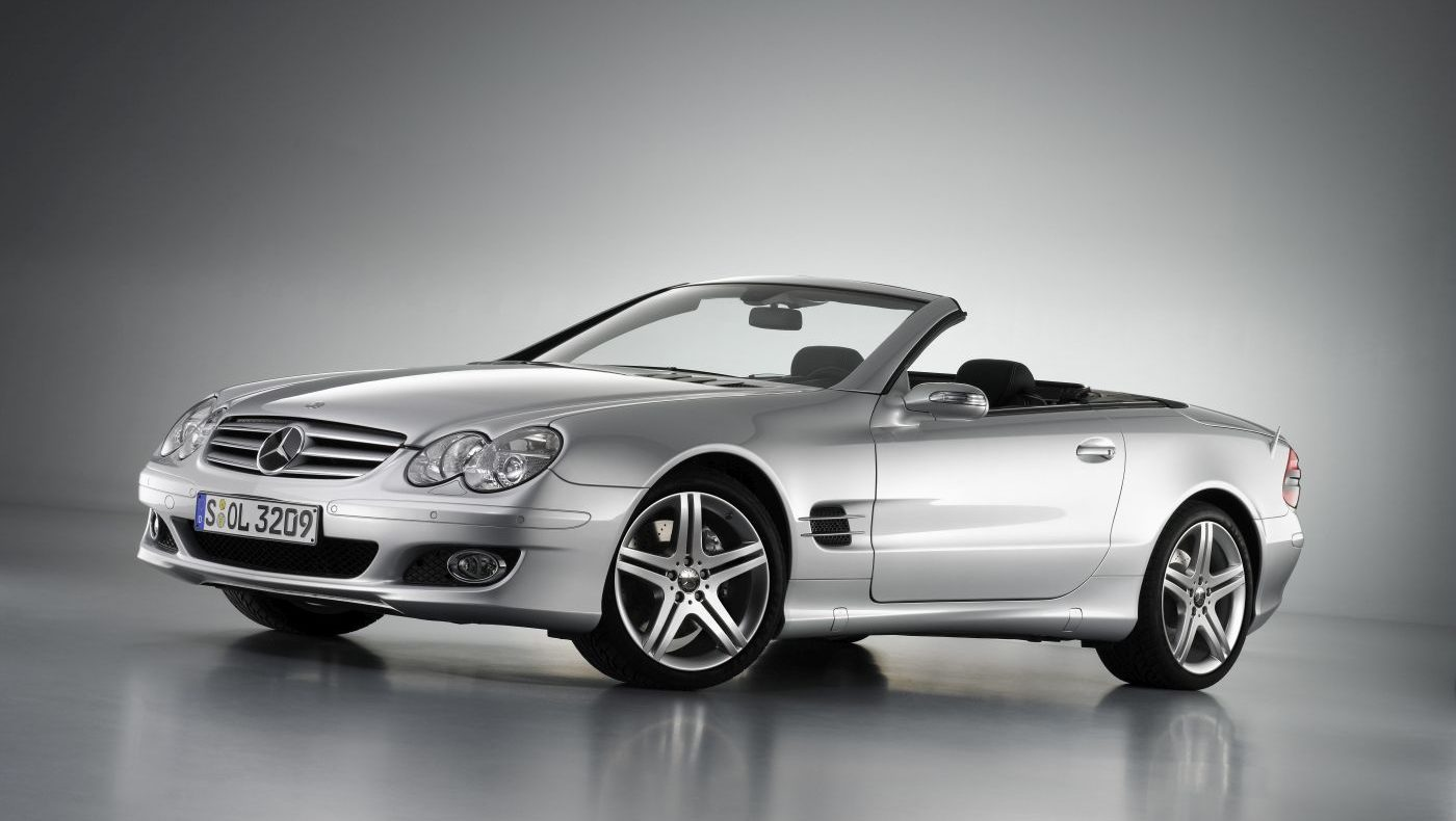 Mercedes-Benz SL (R 230) (2)