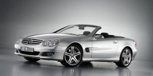 Mercedes-Benz SL (R 230) – Der SL des neuen Jahrtausends