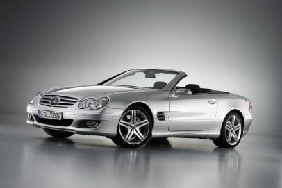 Mercedes-Benz SL (R 230) (2)
