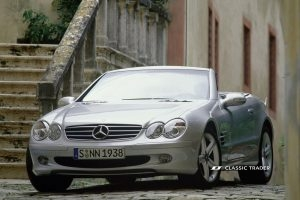 Mercedes-Benz SL (R 230) (20)