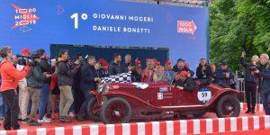 Viele Sieger bei der Mille Miglia 2019