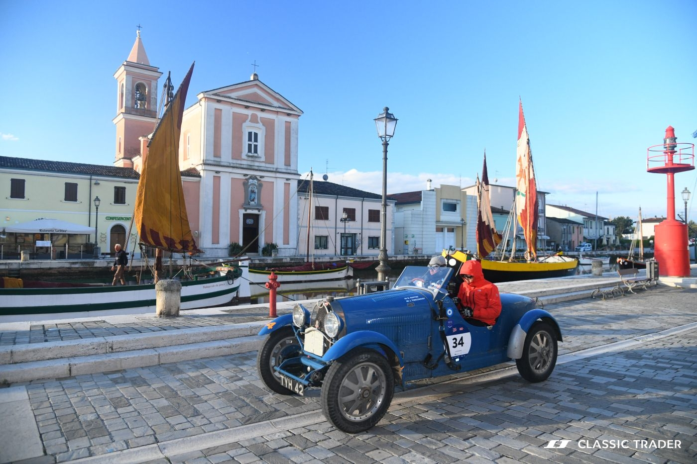 Mille Miglia 2019 Juan Tonconogy Barbara Ruffini (3)