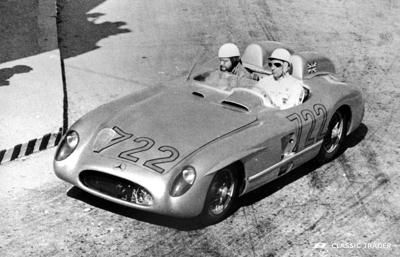 Mille Miglia 2019 Mercedes Stirling Moss Denis Jenkinson 1955 (19)