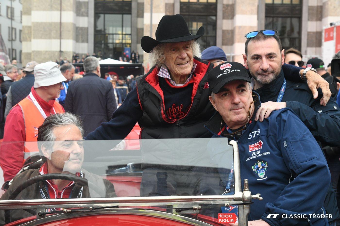 Mille Miglia 2019 Stefano Valente Arturo Merzario (4)