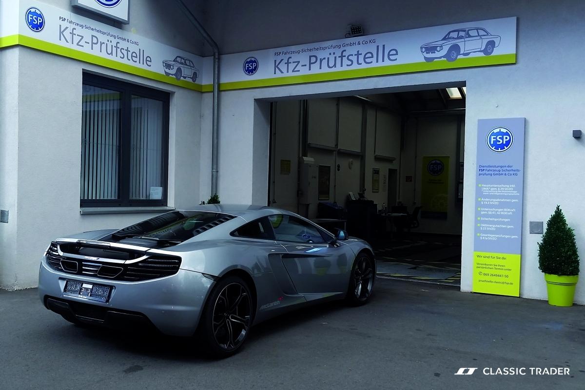 TÜV FSP McLaren