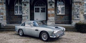 Spotlight | Aston Martin DB4 mit bewegter Geschichte