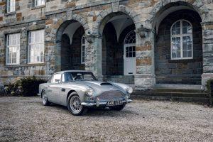 Aston Martin DB4 Exterior 7