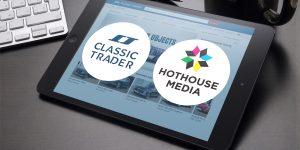 Classic Trader und Hothouse Media bündeln Kräfte in Großbritannien