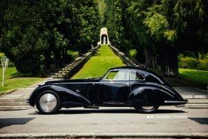 Concorso d'Eleganza Villa d'Este 2019 Alfa Romeo 8C (10)