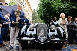Concorso d'Eleganza Villa d'Este 2019 Alfa Romeo 8C (17)