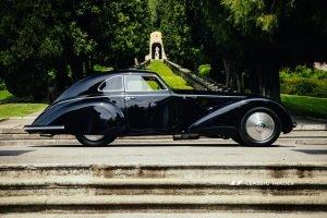 Concorso d'Eleganza Villa d'Este 2019 Alfa Romeo 8C (8)
