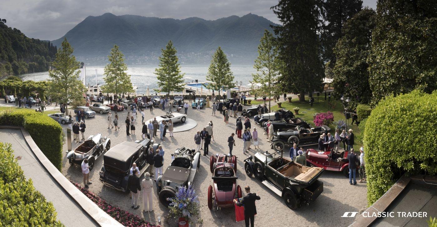 Concorso d'Eleganza Villa d'Este 2019 Impressionen (4)
