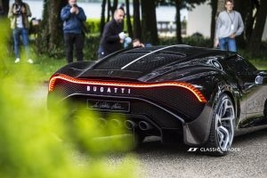 Concorso d'Eleganza Villa d'Este 2019 Bugatti La Voiture Noire (1)