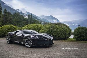 Concorso d'Eleganza Villa d'Este 2019 Bugatti La Voiture Noire (2)