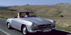 Wie man zu einem glücklichen Mercedes-Benz 190 SL Besitzer wird