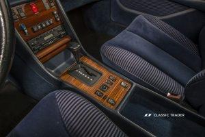 Mercedes-Benz W 126 S Klasse 300 SE Interieur (14)