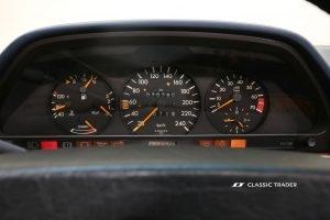 Mercedes-Benz W 126 S Klasse 300 SE Tachometer (11)