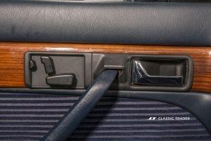 Mercedes-Benz W 126 S Klasse 300 SE Interieur (12)