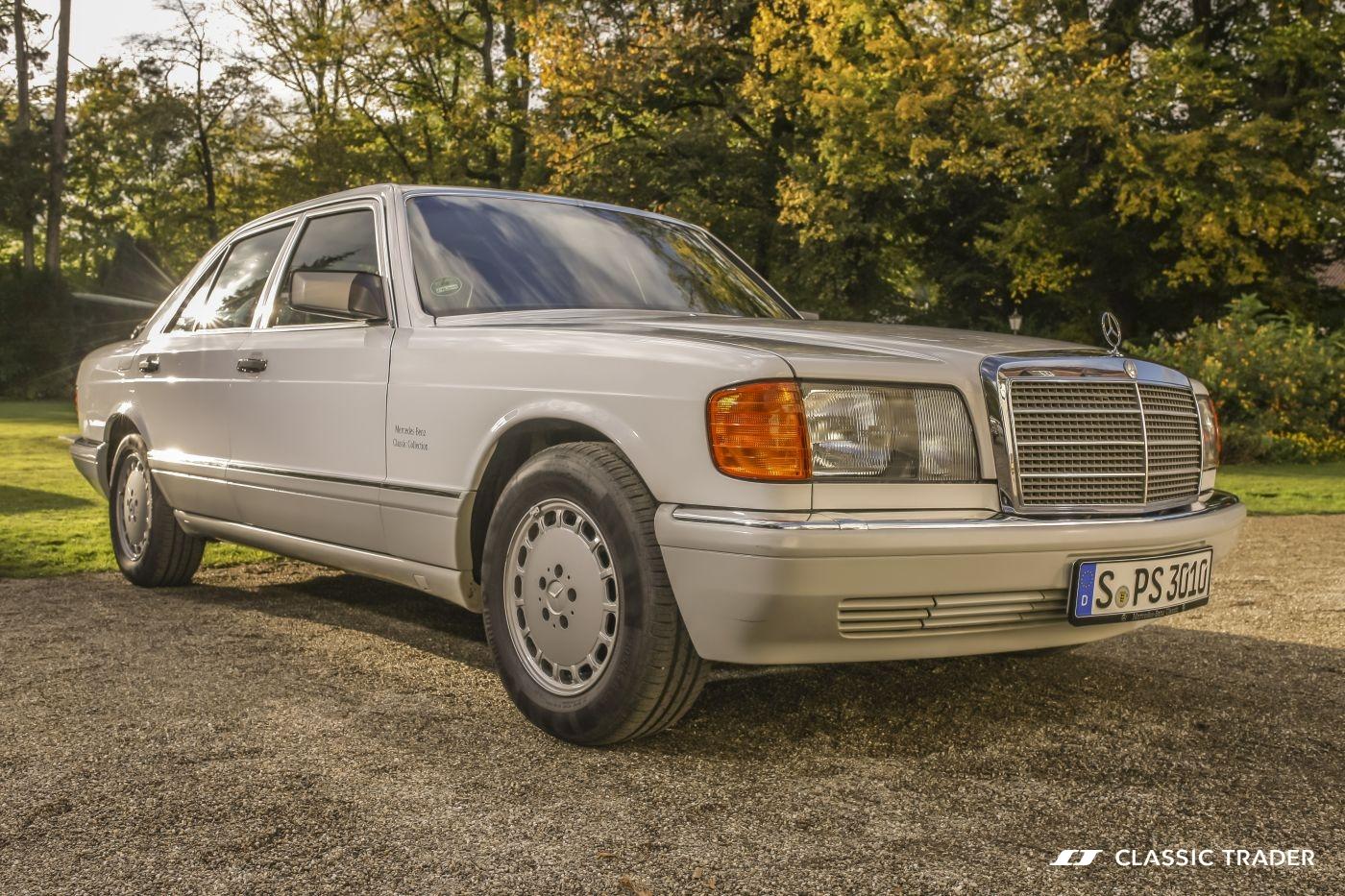 Mercedes-Benz W 126 S Klasse 300 SE (19)