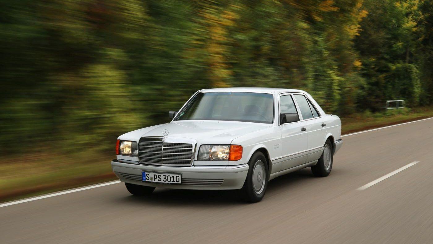 Mercedes-Benz W 126 S Klasse 300 SE 1990 (27)