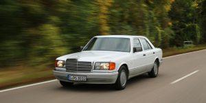 Ist der Mercedes-Benz W 126 die beste S-Klasse aller Zeiten?