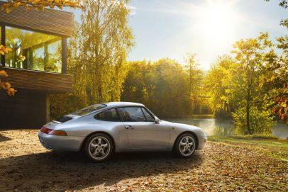 Porsche Classic Sommer 2019 993