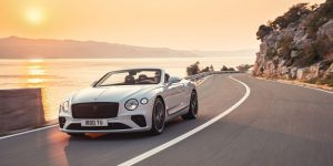 Kolumne Zeitsprünge | Bentley Continental GT Convertible