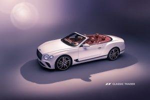 Bentley Continental GT Convertible 30