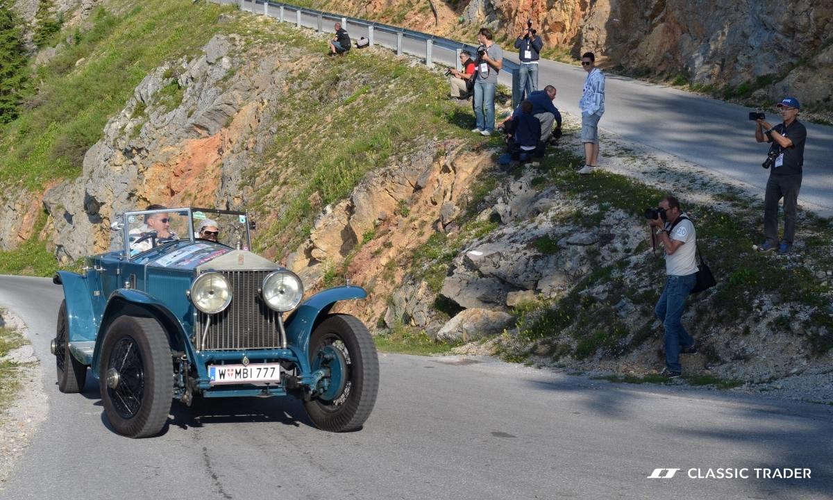 autosan classic - Oldtimer auf Rallye